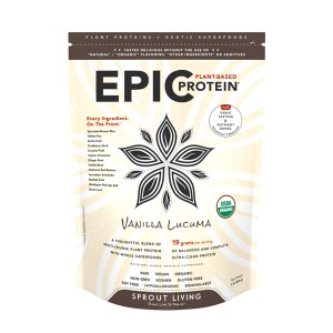Epic Protein Vanilla Lucuma